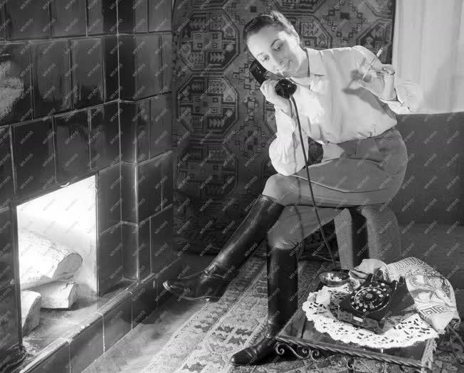 Kereskedelem - Telefonkatalógus fotózása