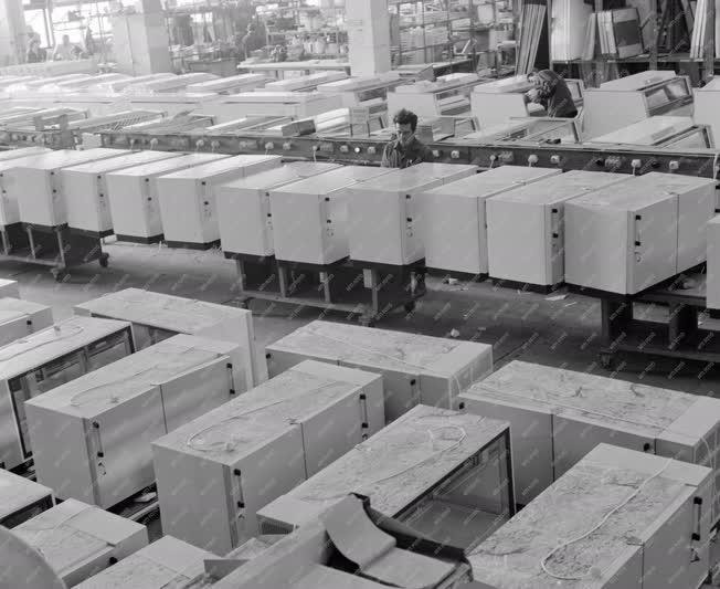 Ipar - Hűtőgépgyártás