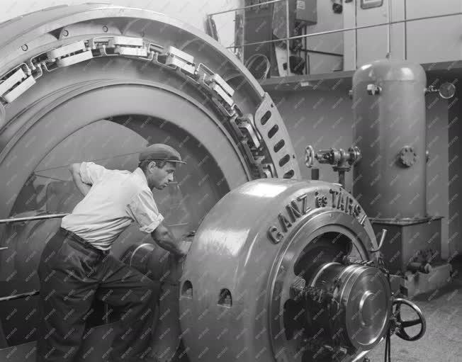 Energia - Gibárti vizierőmű