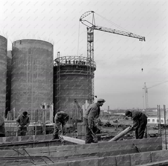Ipar - Dunai Cement- és Mészmű