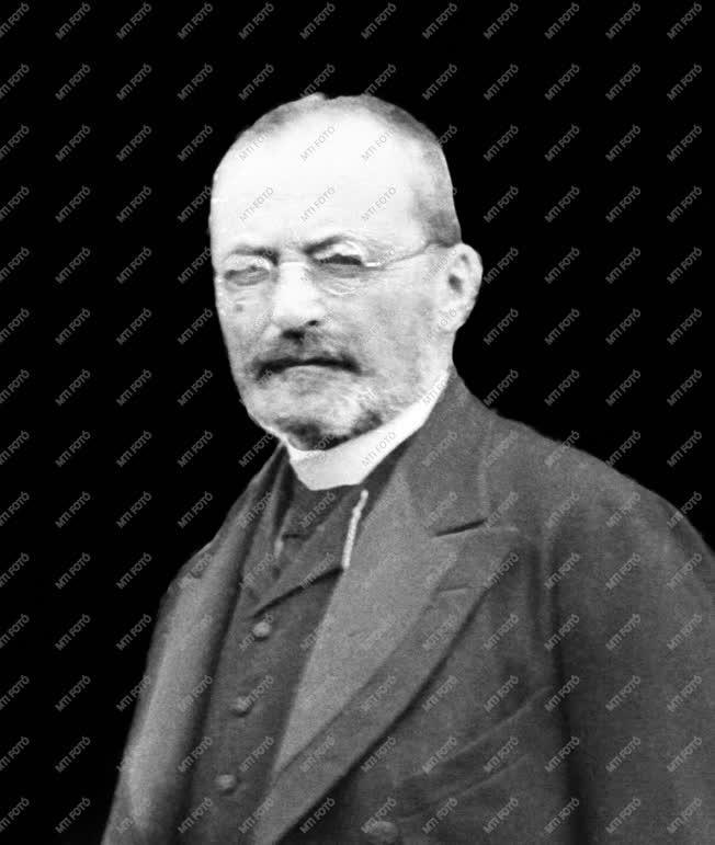 Belpolitika - Tisza István miniszterelnök