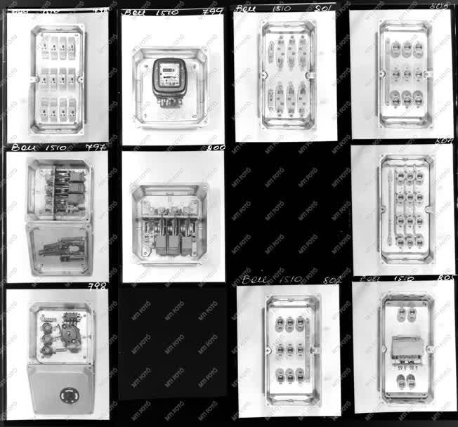 Elektronikai ipar - Kapcsolók