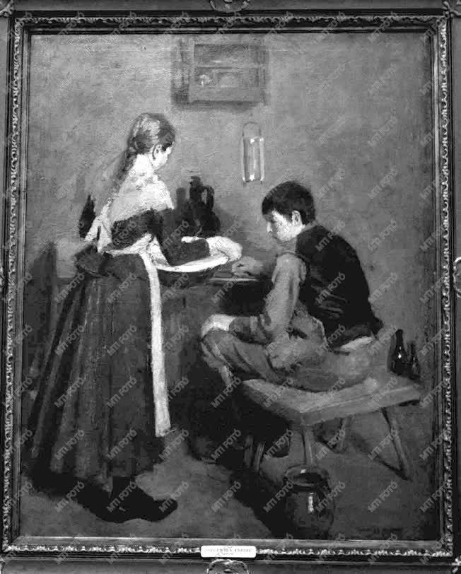 Fényes Adolf festőművész