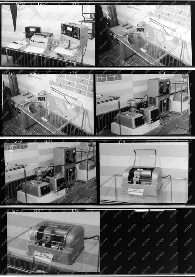 Kiállítás - BIV - Sugármérő - Képtávíró