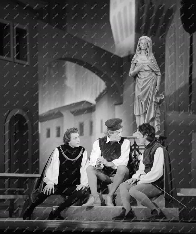 Kultúra - Operett - Suppe: Bocaccio