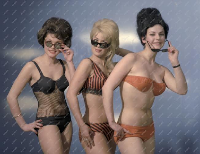 Reklám - Napszemüveg bemutató
