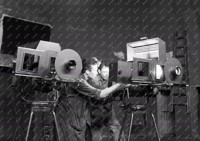 Kultúra - Új műszaki berendezéseket kapott a Nemzeti Színház