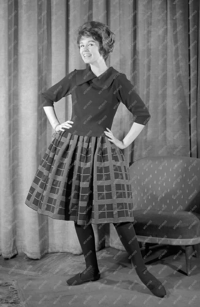 Divat - A lipcsei nemzetközi divatbemutató magyar kollekciója