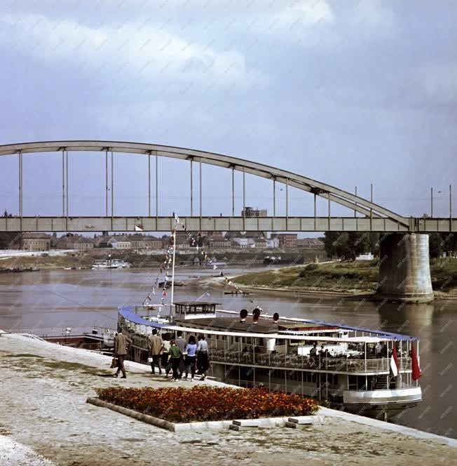 Városkép - Szeged - Tisza