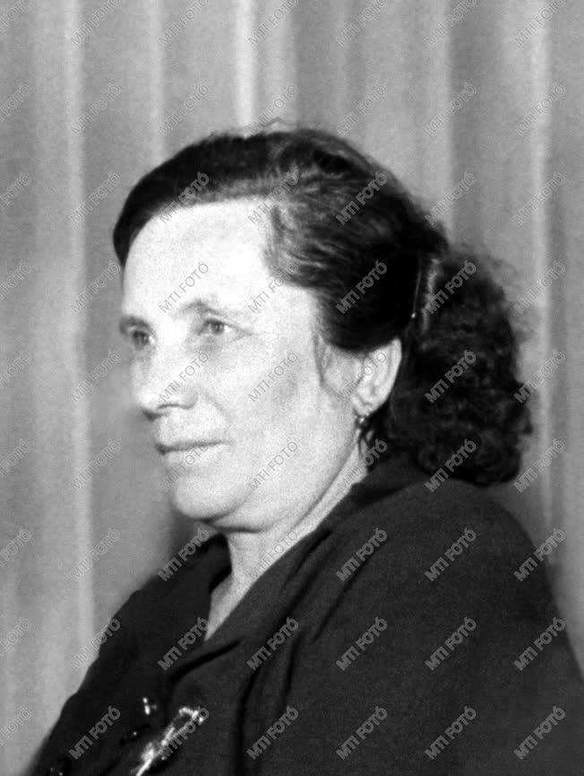 Kossuth-díjasok - Ormai Árpádné