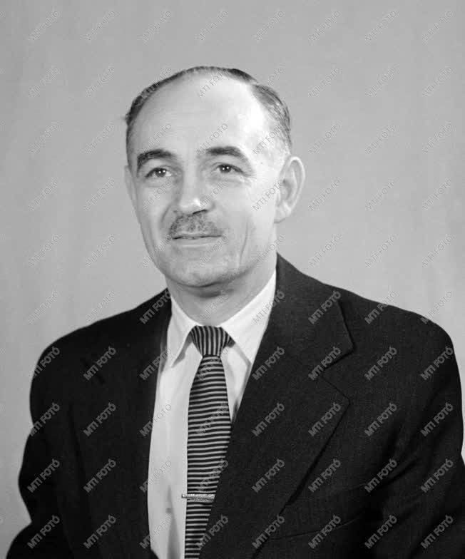 1961-es Kossuth-díjasok - Mezey Barna