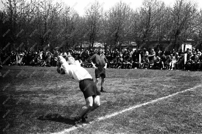 Sport - az angol labdarúgó válogatott Balatonbogláron