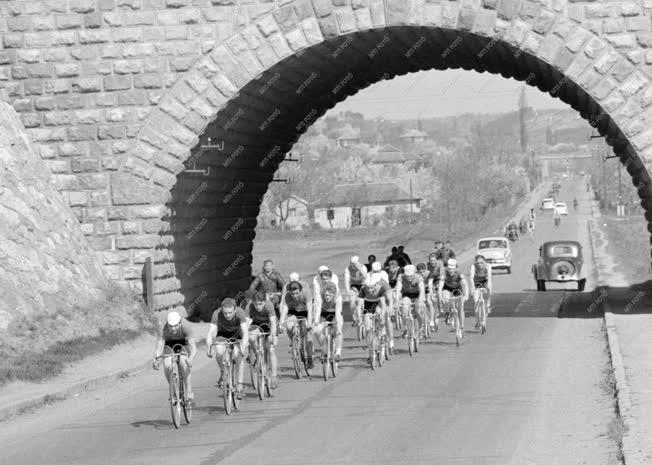 Sport - Ünnep - Osztapenkó Kerékpárverseny