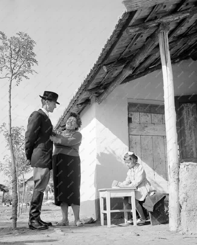 Életvitel - Vidéki életkép