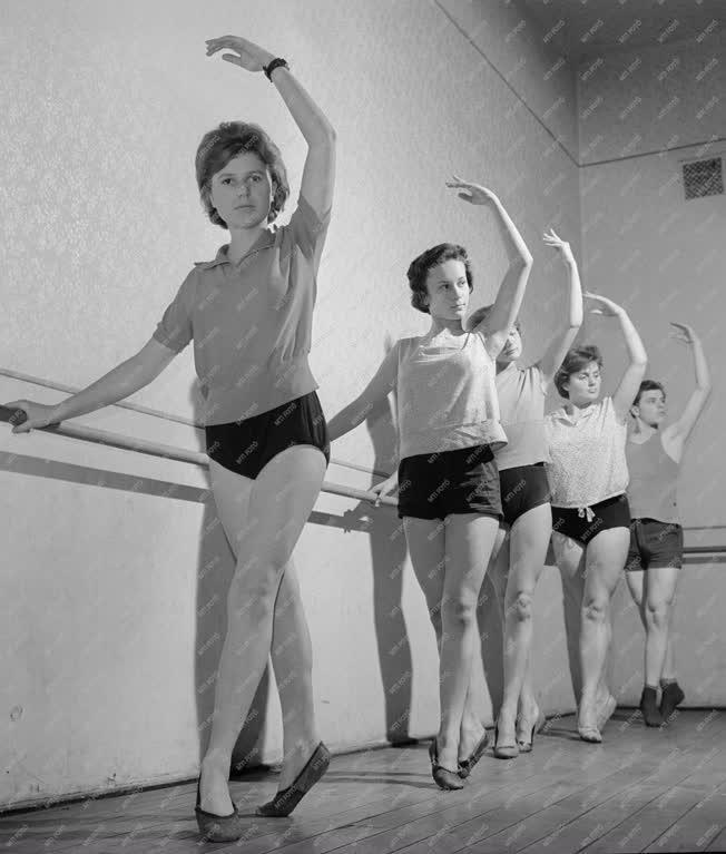 Kultúra - Tánc - A békéscsabai táncegyüttes