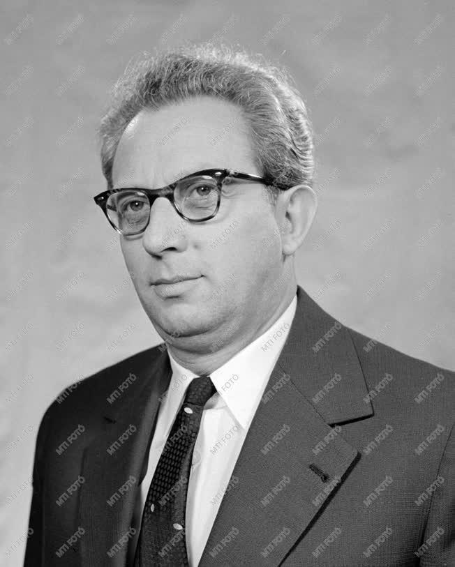 1961-es Kossuth-díjasok - Gál István
