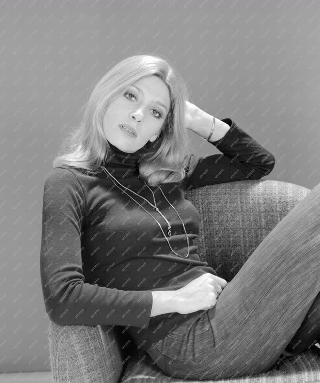 Kultúra - Portré - Bencze Ilona színművész