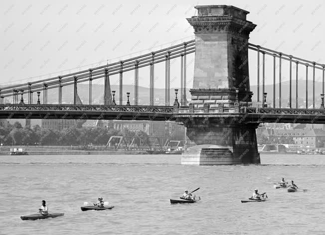 Sport - Duna-túra Budapesten