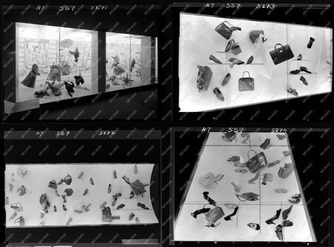 Kiállítás - Külkapcsolat - Divat - Moszkvai kiállítás