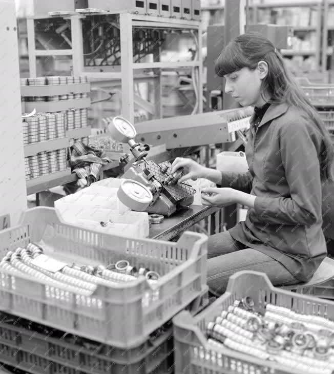 Ipar - Golyóscsapágyak gyártása
