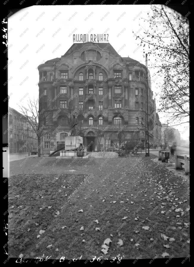 Városkép - Bartók Béla út