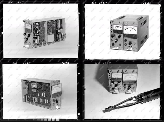 Tudomány - Technika - Műszerek