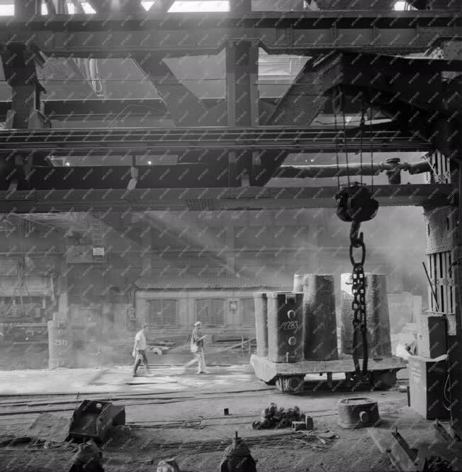 Ipar - Nehézipar - Diósgyőri Lenin Kohászati Művek