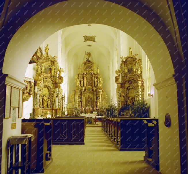 Egyház - Műemlék - A nyírbátori minorita templom