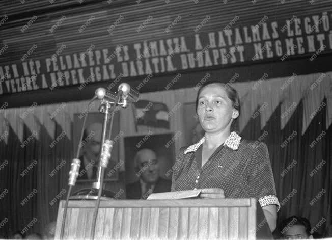 Belpolitika - Az MDP budapesti szervezete