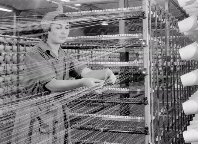 Ipar - Goldberger Textilművek