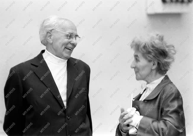 Kultúra - Gádor István és Kovács Margit