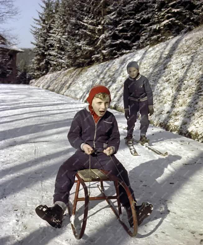 Szabadidő - Téli sport