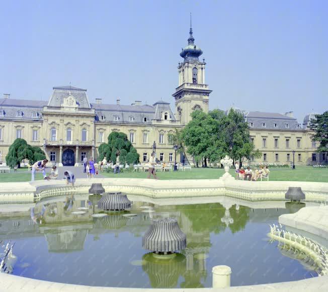 Kultúra - A keszthelyi Festetics kastély