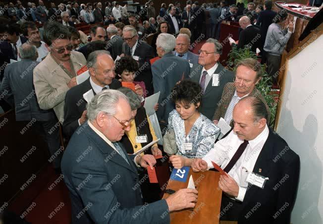Belpolitika - A Szociáldemokrata Párt kongresszusa