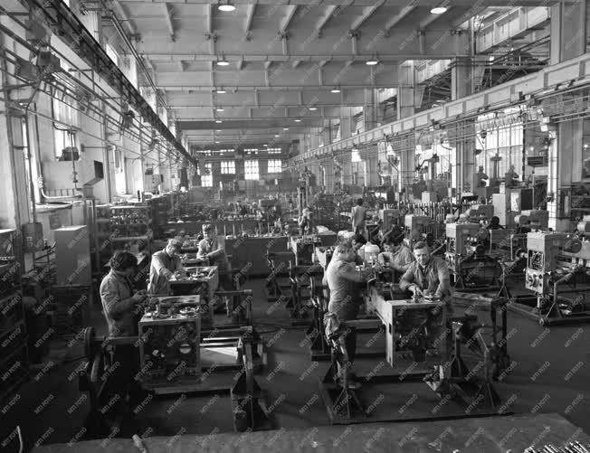 Ipar - A Csepel Művek Szerszámgépgyára