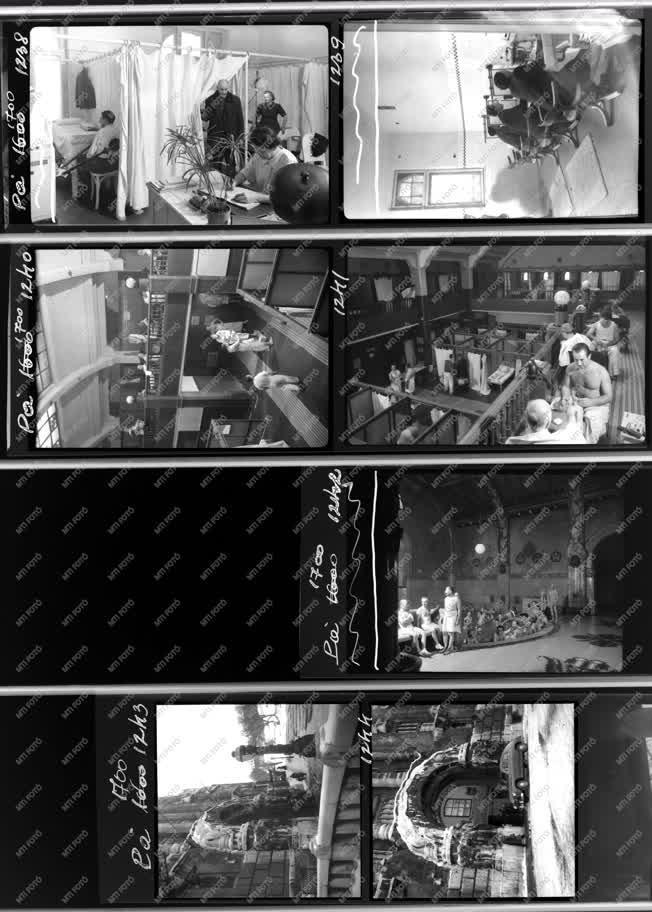 Városkép - IBUSZ album - Gellért Gyógyfürdő