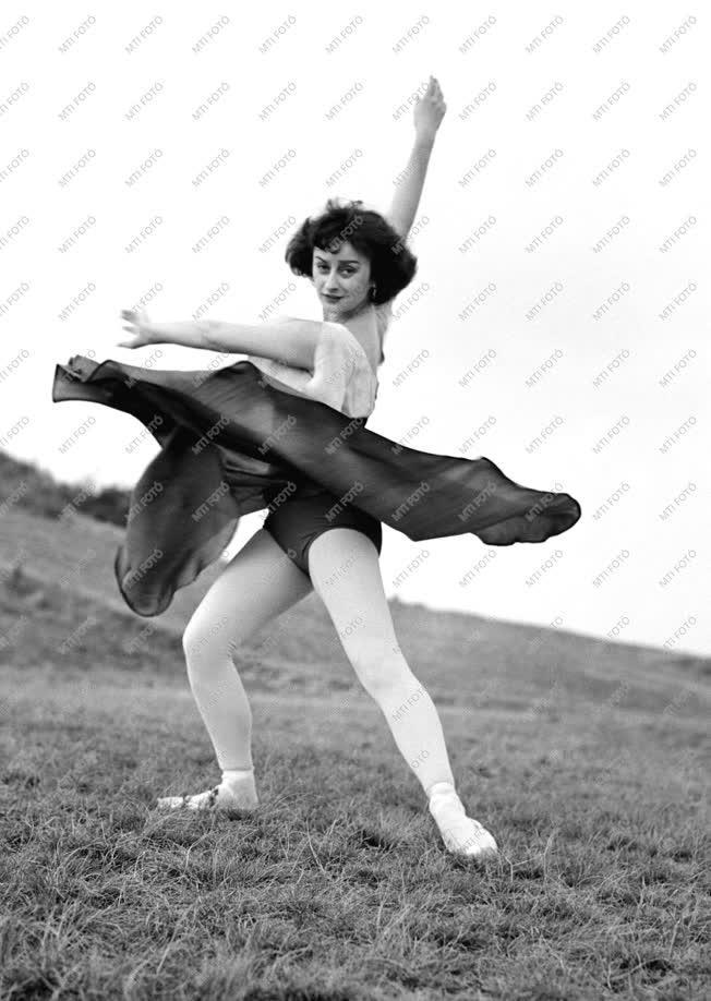 Kultúra - Személy - Lakatos Gabriella táncművész