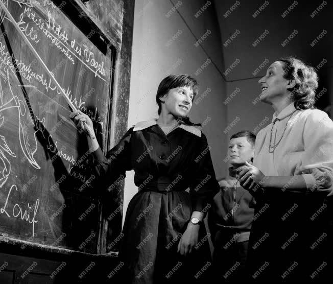 Oktatás - Eötvös József Gimnázium német anyanyelvi osztály