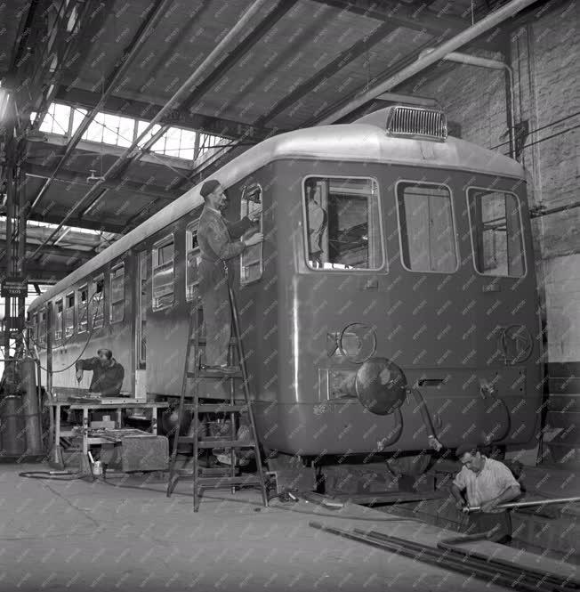 Ipar - Győri Vagon és Gépgyár