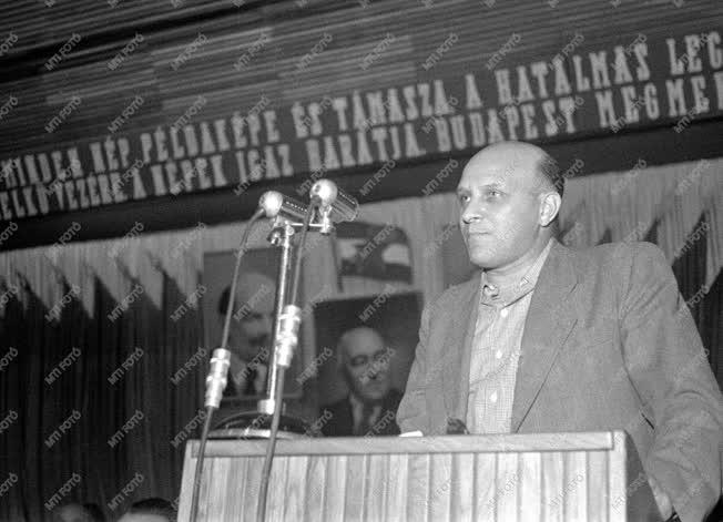 Belpolitika - MDP budapesti szervezete