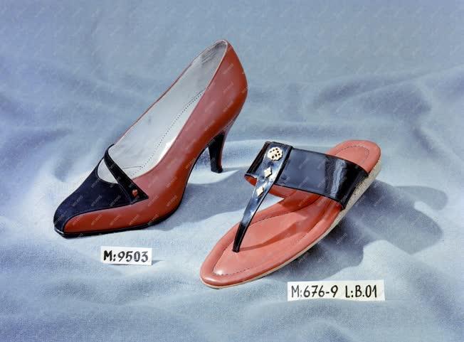 Ipar - Cipőreklám - Női lábbelik
