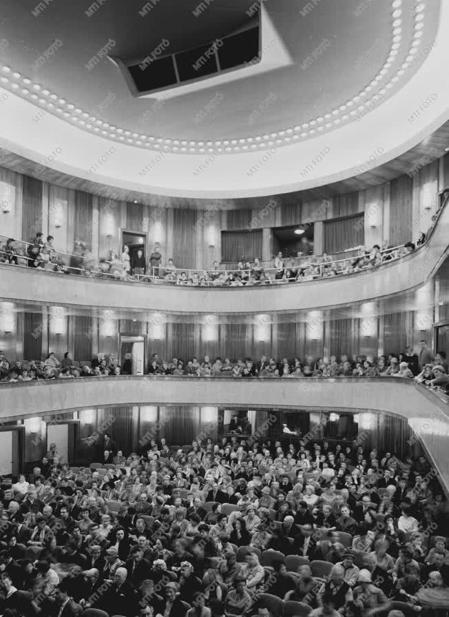 Kultúra - Az új Madách Színház