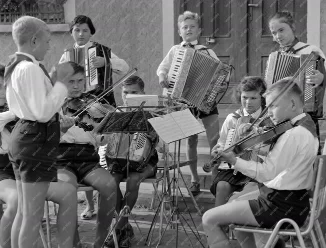Kultúra - Úttörő zenekar