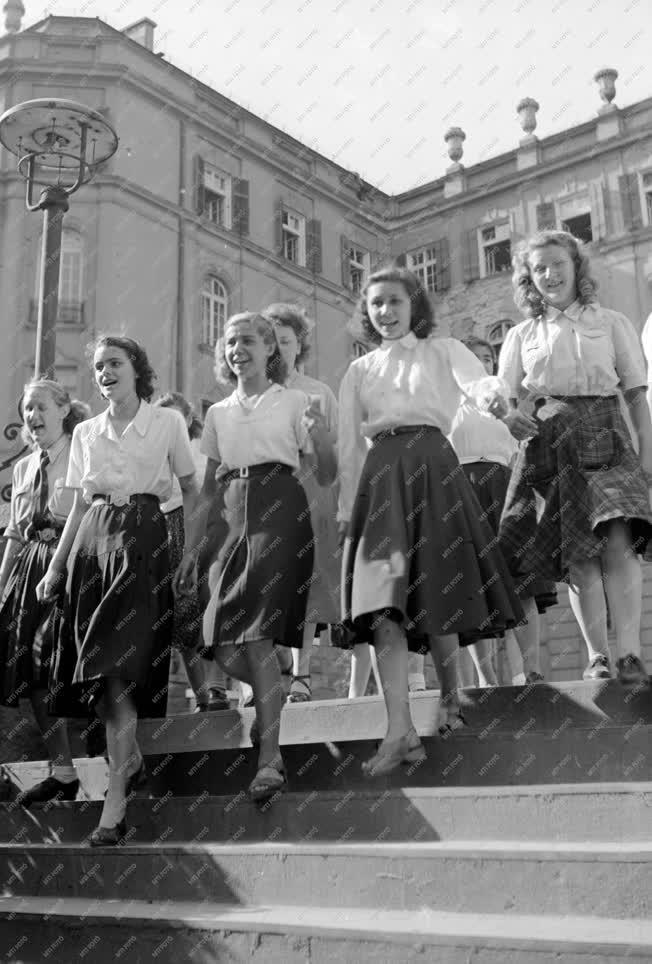 Oktatás - Kaffka Margit gimnázium