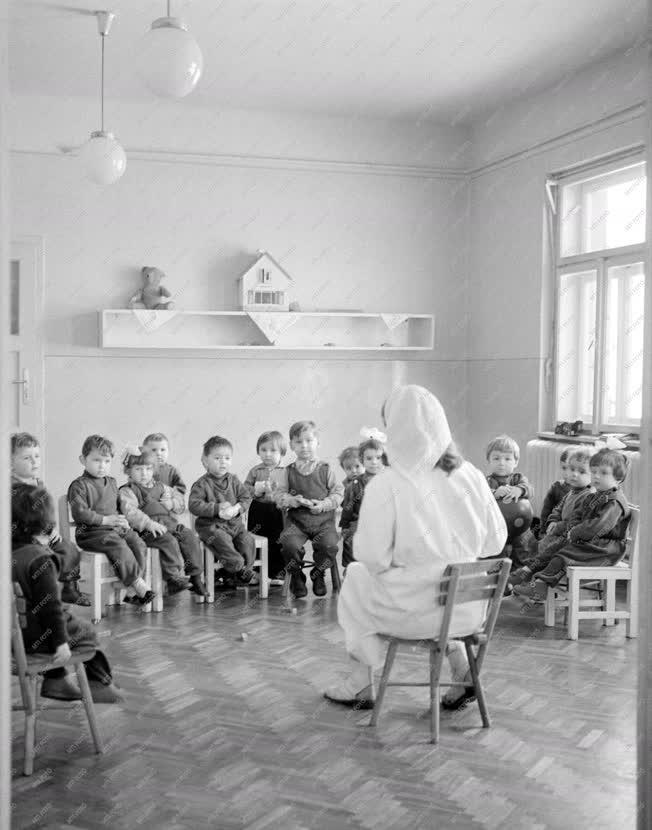 Oktatás - Szentmihályteleki napközi otthon