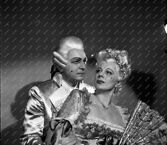 Kultúra - Opera - Osváth Júlia és Jámbor László operaénekesek