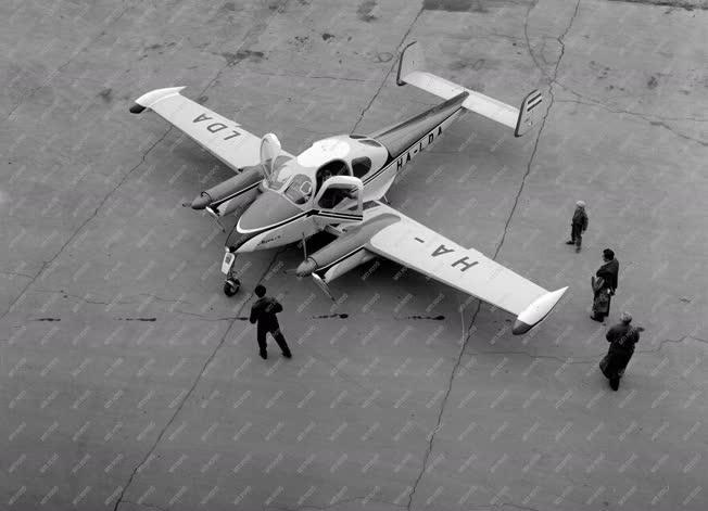 Mezőgazdaság - Új repülőgép a Vízügyi Szolgálatnak