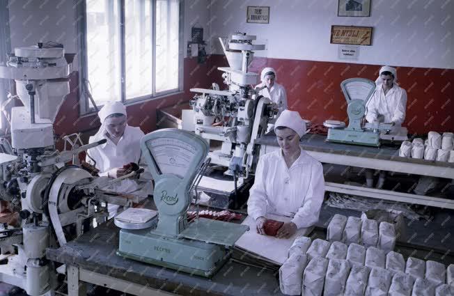 Élelmiszeripar - Kalocsai Paprikafeldolgozó Vállalat