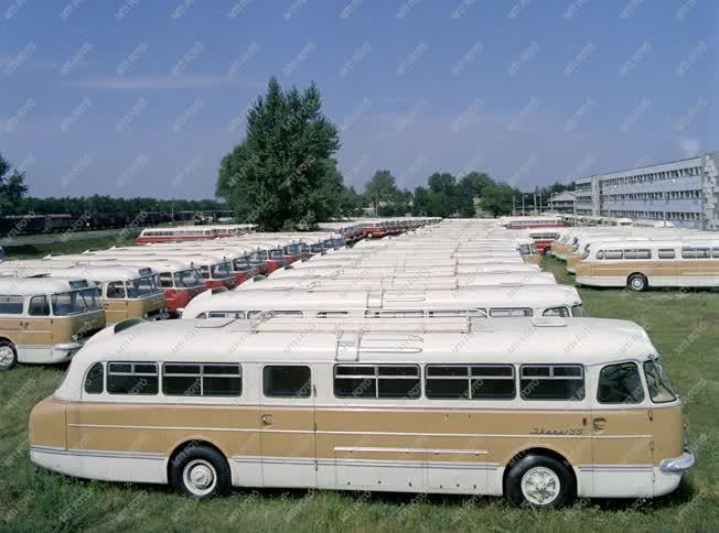 Közlekedés - Autóbuszgyártás