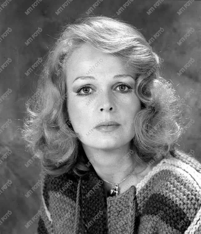 Tordai Teri Jászai Mari-díjas színésznő